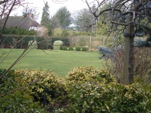 Private Garden, Leatherhead